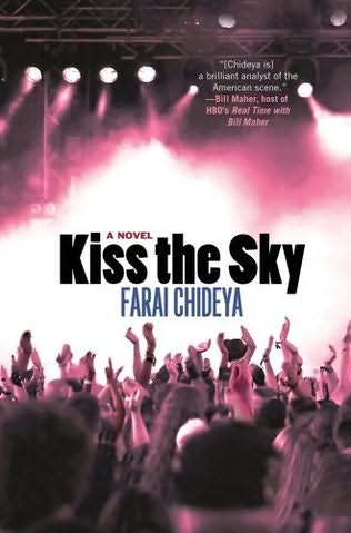 Kiss the Sky cover
