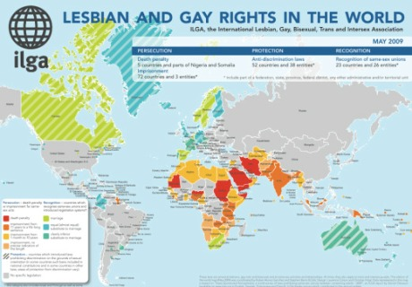 LGBT rights worldwide